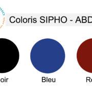 Coloris SIPHO-ABDO
